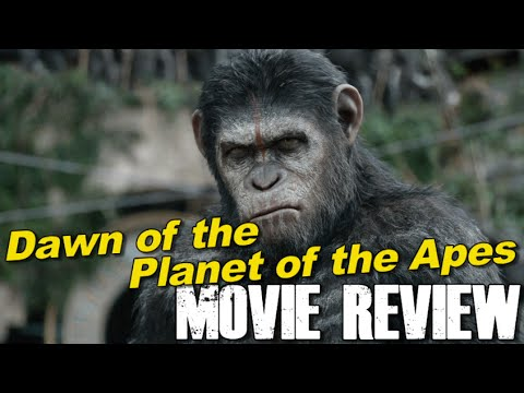 Dawn of the Planet of the Apes review by Ragin Ronin