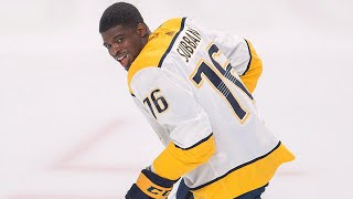 Subban talks Predators season & having personality in the NHL
