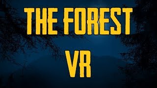 I MAILED myself to | The Forest VR | and it WORKED!!!!