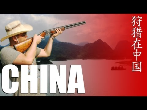 Fieldsports Britain - Hunting in China (episode 187)