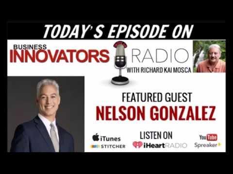 Nelson Gonzalez - Top Miami Beach Realtor - Business Innovators Radio Interview