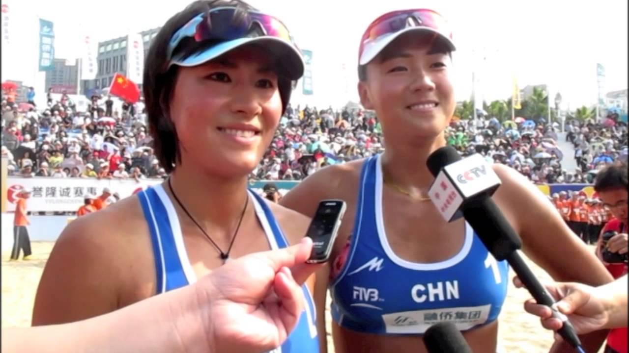 Zhang Xi Chen and Zhang Xi  CHN