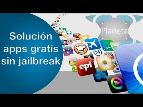 SOLUCIÓN: Apps gratis sin jailbreak IOS 7 - 7.1 método 2014