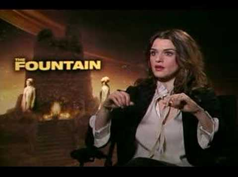Rachel Weisz interview for The Fountain