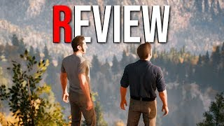 A Way Out Review: Couch Co-op At Its Best