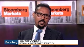 Arkebe Oqubay (PhD) Speaks about Ethiopia's Economy
