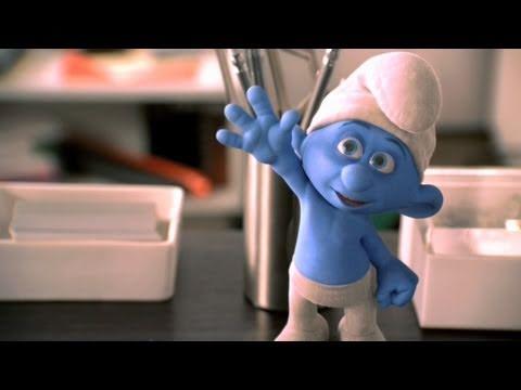 Os Smurfs (3D)   Trailer 3 Dublado