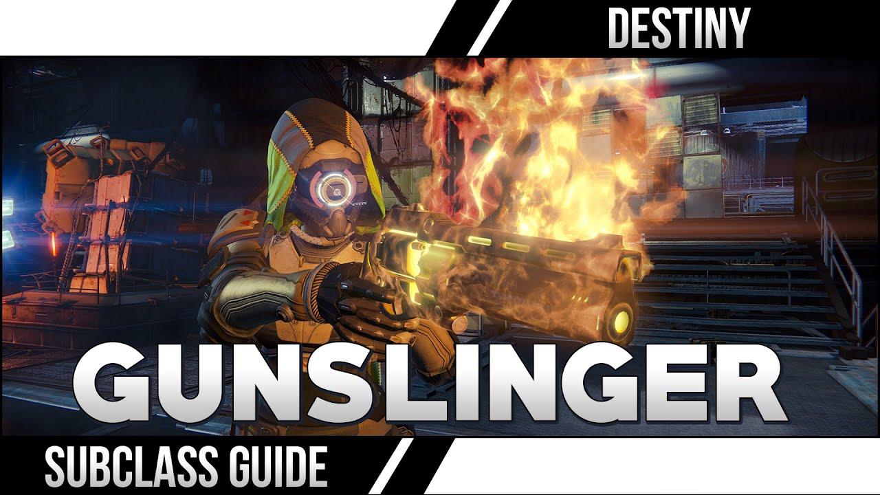 Destiny gunslinger guide destiny hunter gunslinger tips amp tricks ps4