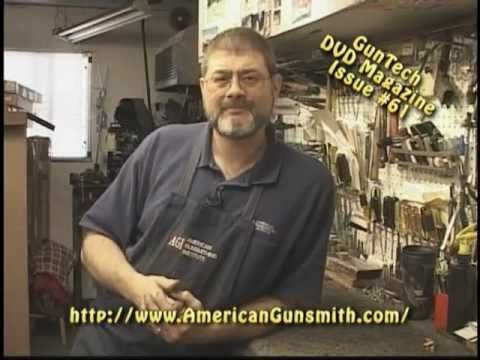 Gunsmithing Shop Money Saving Ideas: GunTech Video Magazine Issue #61