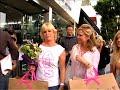 Paris Hilton Draws A Massive [video]