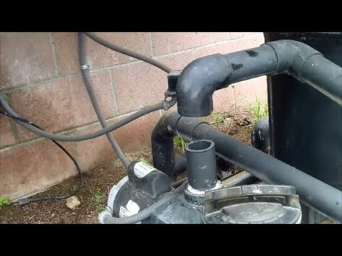How To Fix Leaking Swimming Pool Pvc Pipes How To Make Do Everything