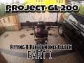 Project Bike GL200 Make A Tiger Great AGAIN Begin Review Kopling Racing mp3