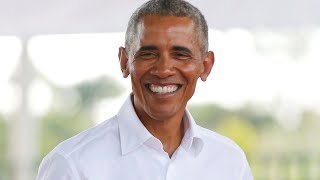 Obama delivers remarks in South Africa