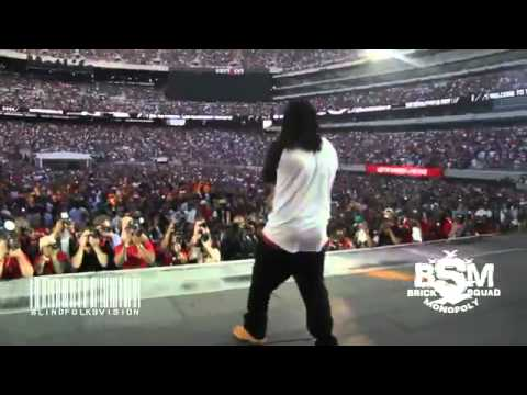 Waka Flocka Flame & Brick Squad Monopoly Perform At Summer Jam 2012 (video) video