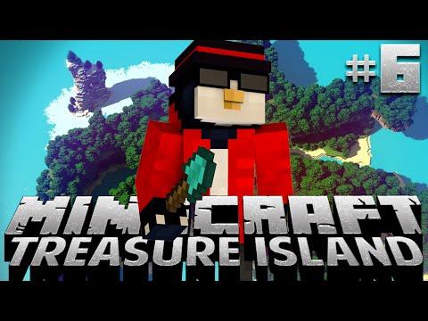 Minecraft: Treasure Island - Peșteri Ascunse în Pământ! [ep.6] video