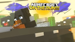 Minecraft - Donut the Dog - CONVICTS ON THE RUN!!!!
