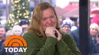 Woman Loves Her Sister's Ambush Makeover: 'You Were Beautiful Before, But…' | TODAY