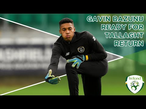 #IRLU21 INTERVIEW | Gavin Bazunu ready to get back on familiar territory