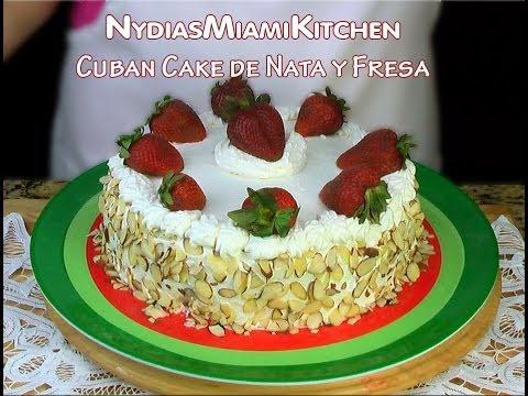 Cake De Nata Cubano [español] video