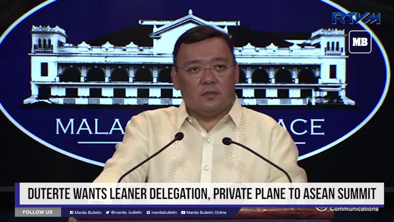Duterte wants leaner delegation, private plane to ASEAN Summit