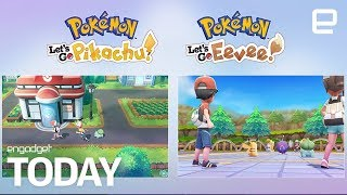 Pokémon games will connect RPG roots with 'Pokemon Go' AR experience   Engadget Today