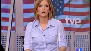 Maria Casado en Telediario 2 (21/03/10)