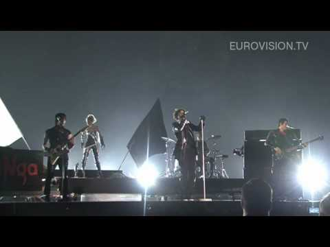 maNga's first rehearsal (impression) at the 2010 Eurovision Song Contest klip izle