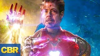Download Song What Nobody Realized About This Iron-Man Scene In Avengers Endgame Free StafaMp3