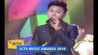 Rizky Febian - Cukup Tau & Penantian Berharga | SCTV Music Awards 2018