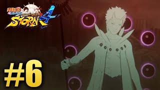 Naruto Shippuden UNS 4 | Parte 6 | Let's Play en Español