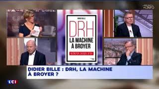 DRH LA MACHINE A BROYER, la vraie démocratie