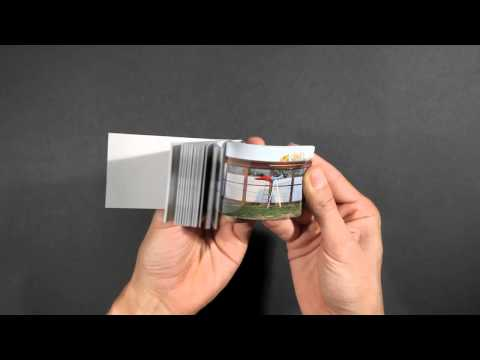 Support: a Flipbook by Alan Becker