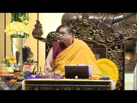 2012 Wesak Day - Refuge Ceremony by H.E. Tsem Tulku Rinpoche