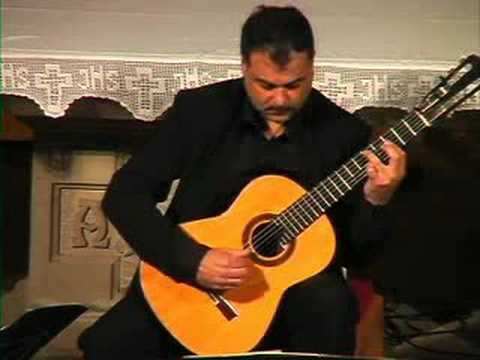 DAVID MURGADAS, guitar with TRIO AMANDI. Rondó F. Molino