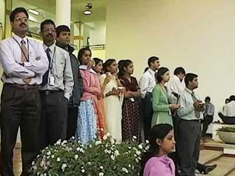 Indianama: The work culture at Infosys (Aired: Jan 2004)