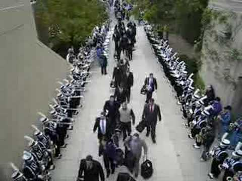 Northwestern Marching Band - Go U Northwestern