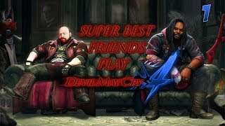 Best Friends Play Devil May Cry 4 (Part 1)