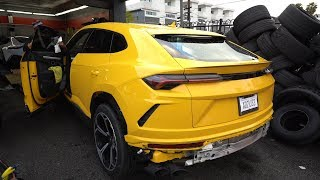 #RDBLA LAMBORGHINI URUS MODS, AUDI R8 REPAIRED & MODIFIED.