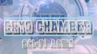 ASMR Cryo Chamber - Cyberpunk , Sci-fi, Soft Spoken, Roleplay