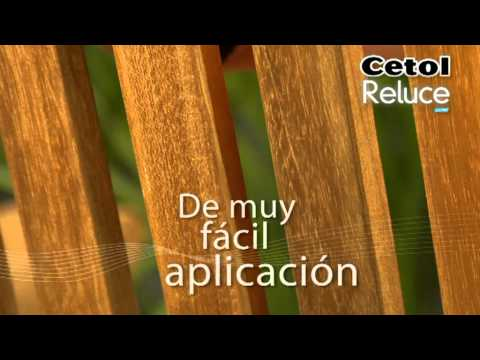 Cetol reluce: tu madera también