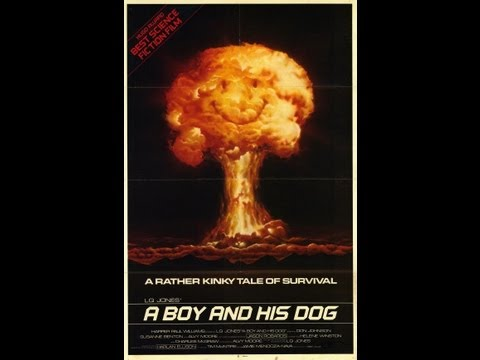 UN CHICO Y SU PERRO (A boy and his dog, 1975, Full Movie, Spanish, Cinetel))