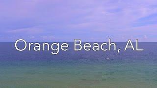 Orange Beach, Alabama: GoPro Hero 4 Silver + Drone Footage!