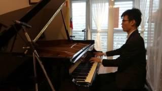 Liszt - La Campanella 432hz (Play by H.L. Shiue)