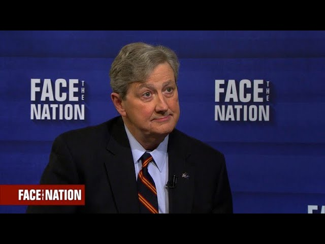 Sen. Kennedy says some problems might be too big for Facebook to fix