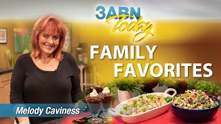 "3ABN Today Cooking - ""Family Favorites"" with Melody Caviness  (TDYC18032)"
