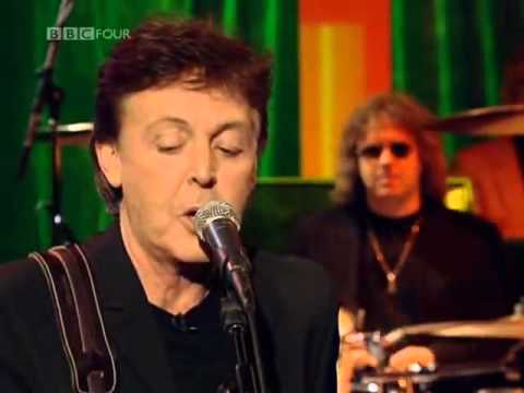 Paul McCartney - All Shook Up