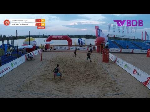 Plaża Open - Białystok - Dzień 1- Boisko 2