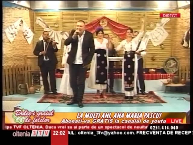 Liviu Pascu - La casa cu poarta verde LIVE 2014