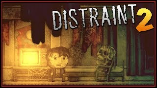 Satan and Greed - DISTRAINT 2 Gameplay (SEQUEL)