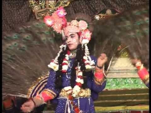 Vir -krishna Lila In Mathura - Mayur Nritya video